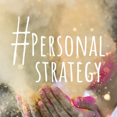 Personal Strategy persönliche Strategie Business Vision